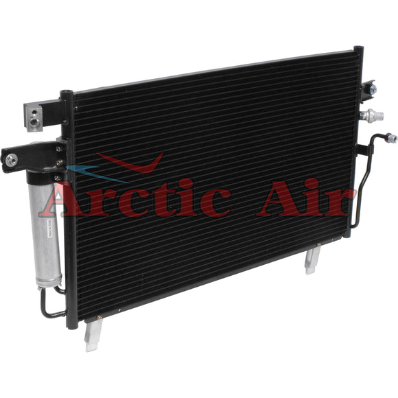 3109 AC Parallel Flow Condenser for 2001-2004 Nissan Pathfinder / Infiniti QX4