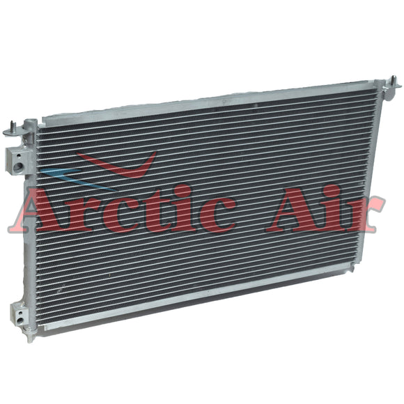 3153 AC Parallel Flow Condenser for 2002-2005 Honda Civic 2.0L