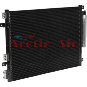 3237 AC Parallel Flow Condenser for 2005-2016 Chrysler 300 and Dodge Challenger/Charger/Magnum