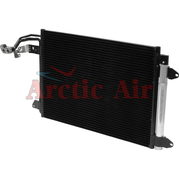 3255 AC Parallel Flow Condenser for 2006-2014 Audi A3/TT (Quattro) and Volkswagen Golf/GTI