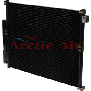 3282 AC Parallel Flow Condenser for 2003-2009 Lexus GX470 and 2003-2007 Toyota 4Runner