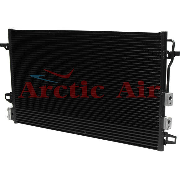 3320 AC Parallel Flow Condenser for 2005-2007 Chrysler Town & Country and Dodge (Grand) Caravan