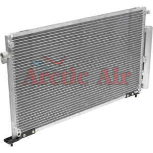 3569 AC Parallel Flow Condenser for 2006-2011 Honda Civic