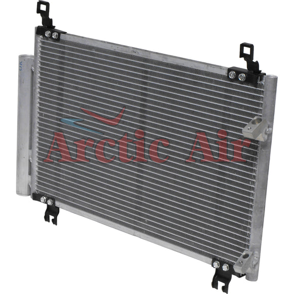 3580 AC Parallel Flow Condenser for 2006-2015 Toyota Yaris / Scion xD