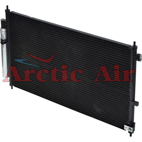3592 AC Parallel Flow Condenser for 2007-2012 Acura RDX 2.3L