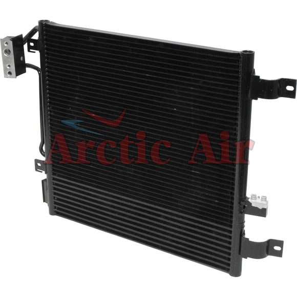 3768 AC Parallel Flow Condenser for 2007-2011 Jeep Wrangler