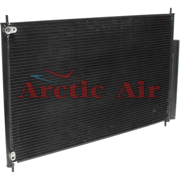 3771 AC Parallel Flow Condenser for 2009-2015 Honda Pilot 3.5L