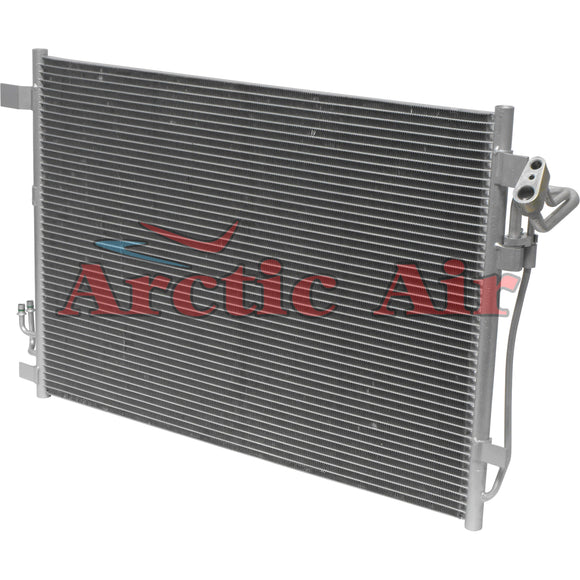 3774 AC Parallel Flow Condenser for 2009-2016 Nissan Murano/Quest