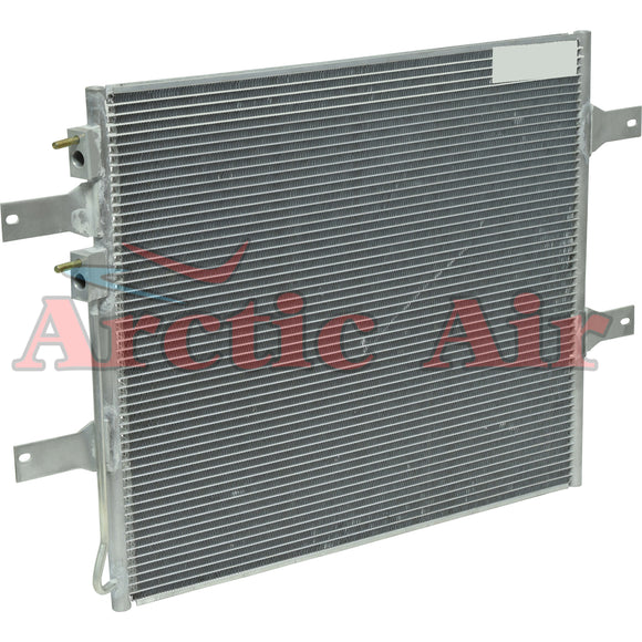 3855 AC Parallel Flow Condenser for 2004-2009 Nissan Quest 3.5L
