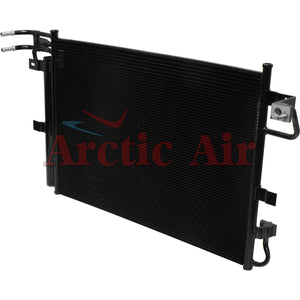 3911 AC Parallel Flow Condenser for 2011-2016 Ford Explorer 3.5L