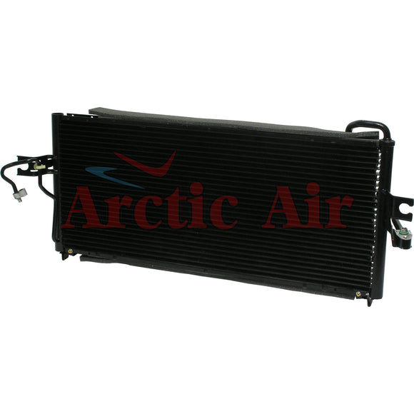 4648 AC Parallel Flow Condenser for 1995-1997 Nissan 200SX/Sentra