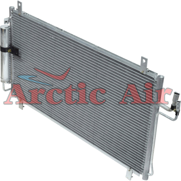 4704 AC Parallel Flow Condenser for 2003-2007 Infiniti G35 3.5L