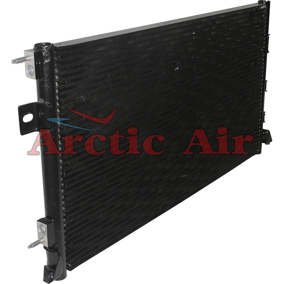 4711 AC Parallel Flow Condenser for 1996-2000 Chrysler Grand Voyager/Town & Country
