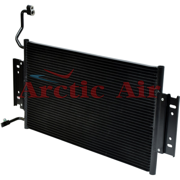 4787 AC Parallel Flow Condenser for 1997-2001 Chevrolet Malibu/Alero and Pontiac Grand Am