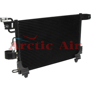 4944 AC Parallel Flow Condenser for 1998-2000 Isuzu Trooper / Acura SLX