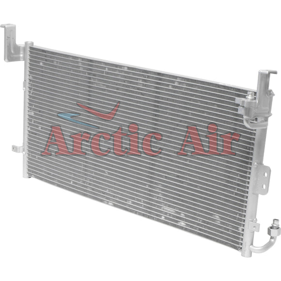 4949 AC Parallel Flow Condenser for 1999-2002 Hyundai Sonata and Kia Magentis/Optima