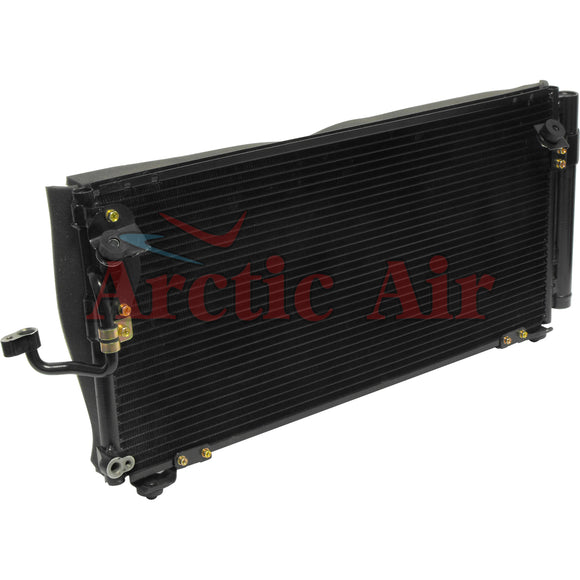 4967 AC Parallel Flow Condenser for 2001-2005 Chrysler Sebring / Dodge Stratus