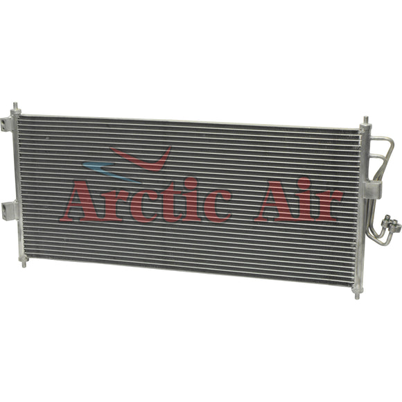 4980 AC Parallel Flow Condenser for 2000-2001 Nissan Sentra