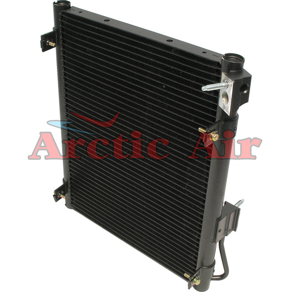 4984 AC Parallel Flow Condenser for 2004-2009 Nissan Quest 3.5L