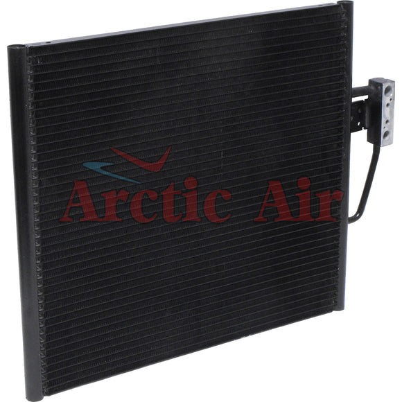 4993 AC Parallel Flow Condenser for 2001-2003 BMW 525i 530i Z8