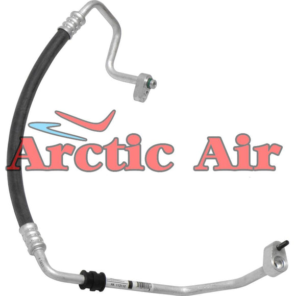 55295 Auto AC Hose Line for 2001-2005 Hyundai Accent 1.5L and 1.6L
