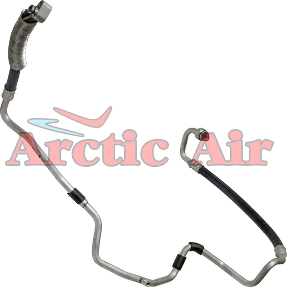 55433 Auto AC Hose Line for Volkswagen Golf Jetta Rabbit and Tiguan