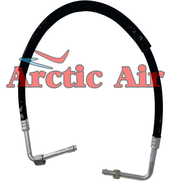 55878 Auto AC Hose Line for 1987 and 1993-1997 Ford F-150 250 and 350 Models