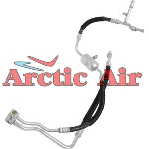 56206 Auto AC Hose Line for 1997-1998 Ford F-150 and F-250