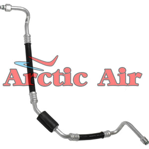 56283 Auto AC Hose Line for 1989-1991 Jeep Cherokee Comanche and Wagoneer