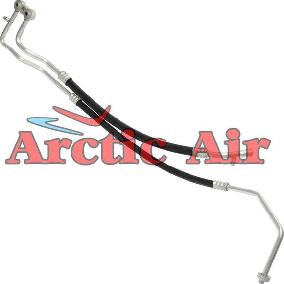 56509 Auto AC Hose Line for 1998-2002 Dodge Ram 1500 2500 and 3500 Models