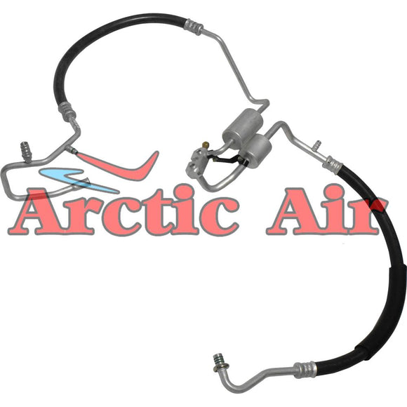 56562 Auto AC Hose Line for 1994-1995 Ford Mustang