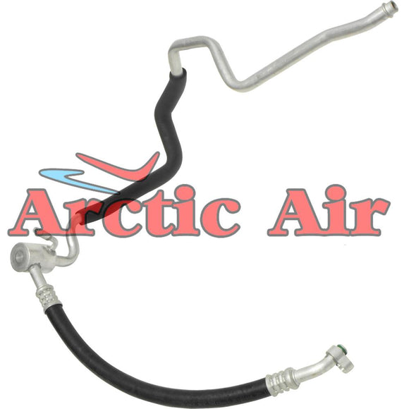 56688 Auto AC Hose Line for 1999-2006 Volkswagen Golf and Jetta