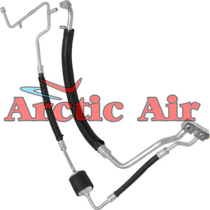56769 Auto AC Hose Line for 2004-2008 Ford F-150 and 2006 Lincoln Mark LT