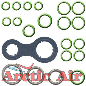 MT2505 AC Rapid Seal O-Ring Kit for 1995-2000 Chrysler Cirrus/Sebring and Dodge Stratus