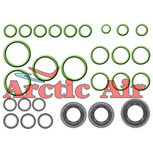 MT2544 AC Rapid Seal O-Ring Kit for 1987-1991 Buick Electra LeSabre / Olds Delta 88