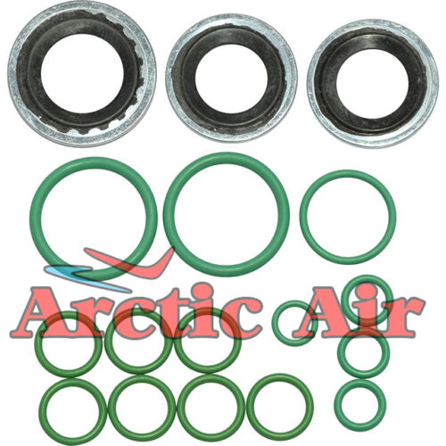 MT2546 AC Rapid Seal O-Ring Kit for 1987-2001 Chevy Caprice / Pontiac Firefly Grand Am