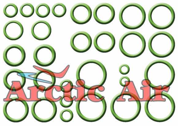 MT2571 AC Rapid Seal O-Ring Set for 1994-2014 Infiniti and Nissan Vehicles