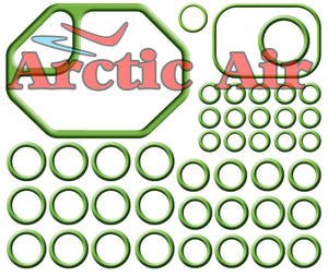 MT2580 AC Rapid Seal O-Ring Kit for 1992-2004 Chevrolet Geo Lexus Toyota Vehicles