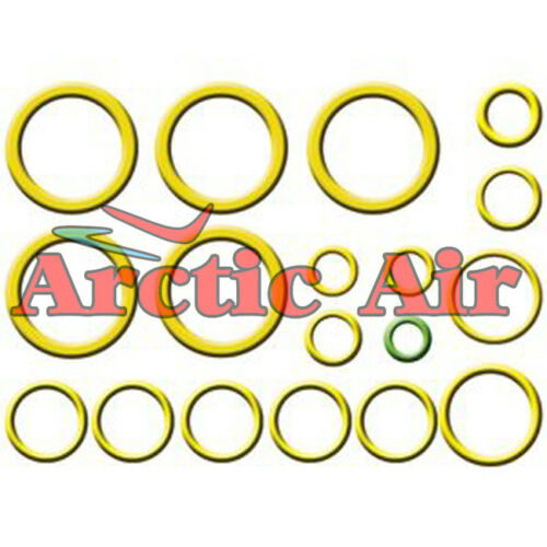 MT2671 AC Rapid Seal O-Ring Kit fits 2008-13 Volvo C30 / 2003-09 XC70 / 2003-11 XC90