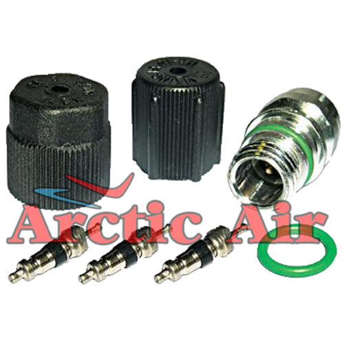 MT2901 AC Cap & Valve Kit for 1993-2013 Buick Cadillac and Chevy Vehicles
