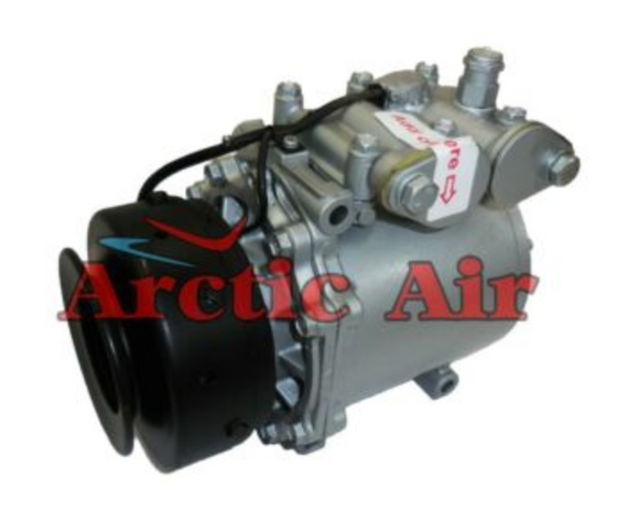 AC Compressor for 1994 Colt 1994-96 Eagle Summit, 1993-96 Mits Mirage 1.5L 67492