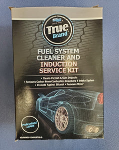 True Brand Fuel System Cleaner and Induction Service Kit