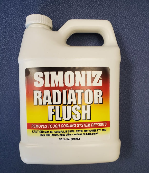 Simoniz Radiator Flush 32 fl oz