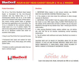 Blue Devil POUR -N-GO! Head Gasket Sealer instructions