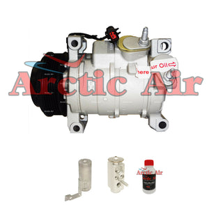 67341 New NEW A/C Compressor Kit fits 2008-2010 Dodge Grand Caravan 3.3L