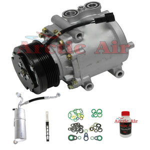77588 New AC Compressor for 2002-2007 Ford E Series/Cr Victoria and Lincoln Aviator/Town Car