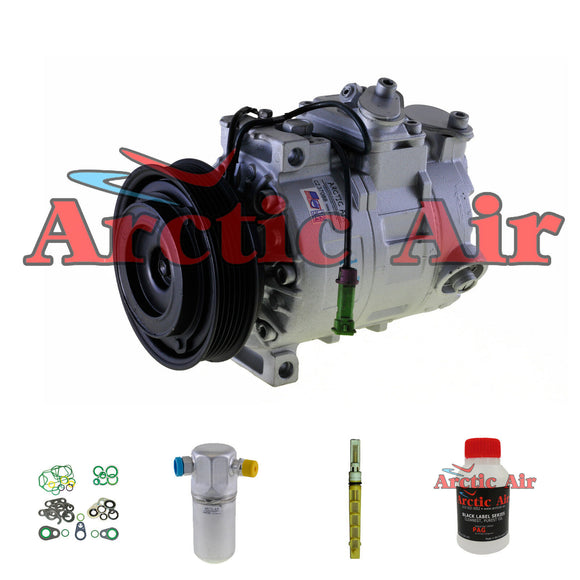 77313 A/C Compressor Kit for 1997 Audi A6 1997-1998 Audi A6 Quattro 2.8L