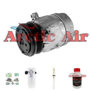 57987 New A/C Compressor Kit Fits 98-99 Chevy Monte Carlo Lumina Olds Intrigue