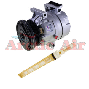 57992 New A/C Compressor w/Orifice for 97-05 Chevy Venture Olds Alero Pontiac Gr Am