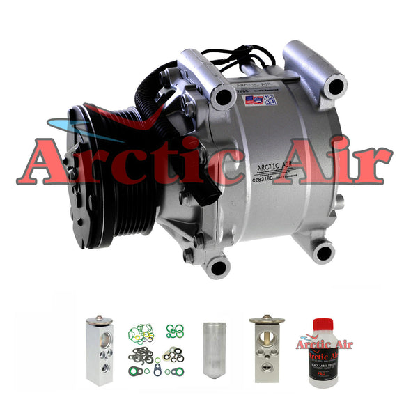 77545 A/C Compressor Kit for 2000-03 Dodge Ram 1500/2500/3500 Van 3.9L 5.2L 5.9L